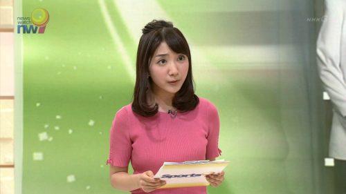 保里小百合アナがおはよう日本で結婚していた!カップとムチムチしてかわいい!