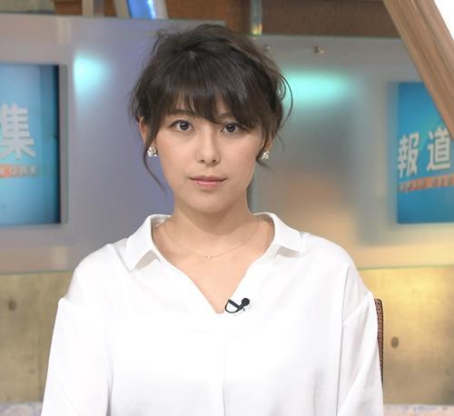 TBS上村彩子アナがS1でかわいい!元陸上部でポールダンスも!