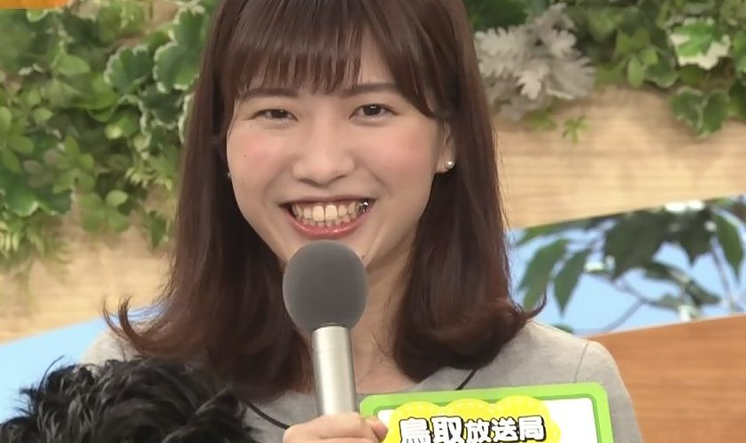 NHK是永千恵アナの大学は?香川出身でかわいい!鳥取局に勤務!