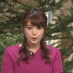 三谷紬アナは推定Fカップでかわいい!実家や高校と報ステでお天気キャスターに!