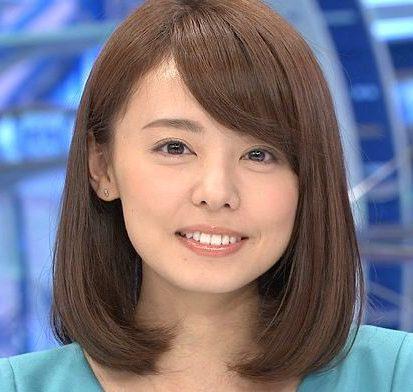 宮澤智アナの鼻がかわいい!めざましアクアと高校や熱愛は?