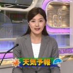 中村秀香アナがかわいい!ミヤネ屋や高校大学とカップは?