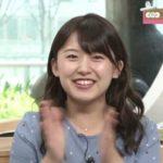 ZIP尾崎里紗は体型が太ったがかわいい!同期のアナとはカップは?