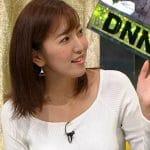 小澤陽子アナのカップがプロ野球ニュースで強調!脱力タイムズで人気?