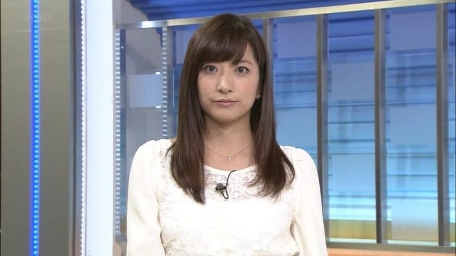 笹崎里菜アナがOha4でMCでかわいいし美人!同期尾崎里紗アナと不仲か?