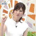 曽田麻衣子がうまDOKI競馬やめざましでかわいい!彼氏やカップは?