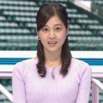 津田理帆アナがかわいい!藤浪晋太郎と大阪桐蔭同級生でおは朝出演!