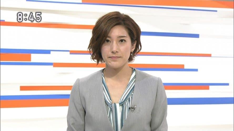 NHK上原光紀アナがショートで妹...
