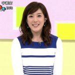 NHK上原光紀アナがショートで妹もかわいい!顔とあごや結婚は?