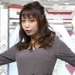 宇垣美里アナはあさチャン降板でフリー加速?胸のカップと出演番組は?