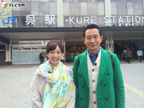 テレビ大阪の井下育恵アナの年齢や結婚は?カップや身長も!