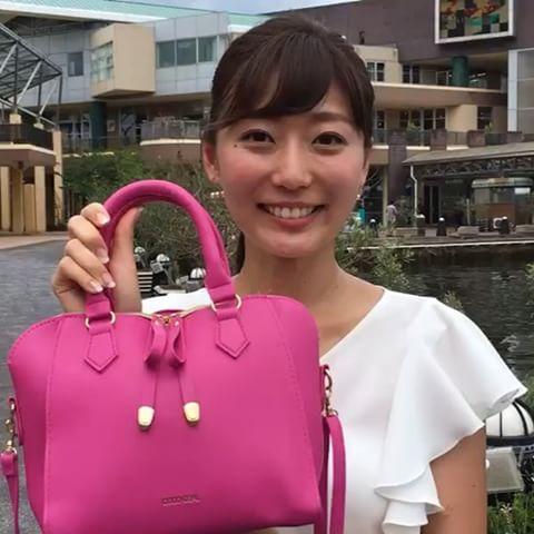 FBS石川愛アナがかわいいけどカップは?高校や大学も調査!