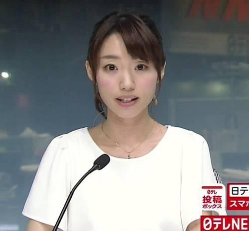 加田晶子アナが日テレNEWS24に!かわいい細いで高校や結婚は?
