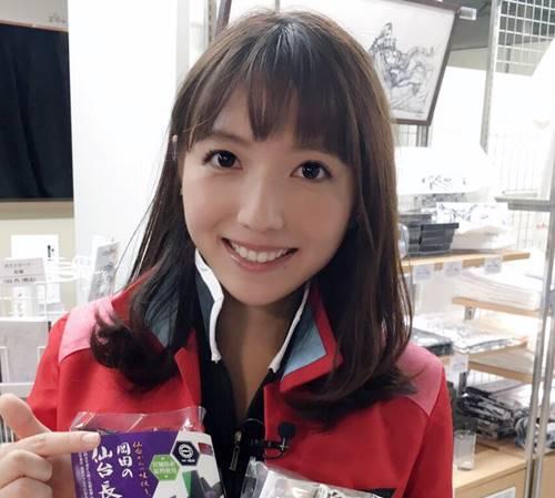森遥香アナがかわいいけど結婚してる?高校や大学とカップは?