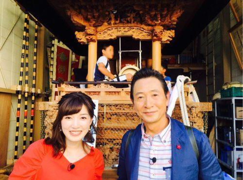 テレビ大阪の中川栞アナは元琉球朝日放送でかわいい!高校大学や結婚は?