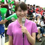佐田志歩アナが旅サラダで高校は?かわいい顔で大学で結婚?