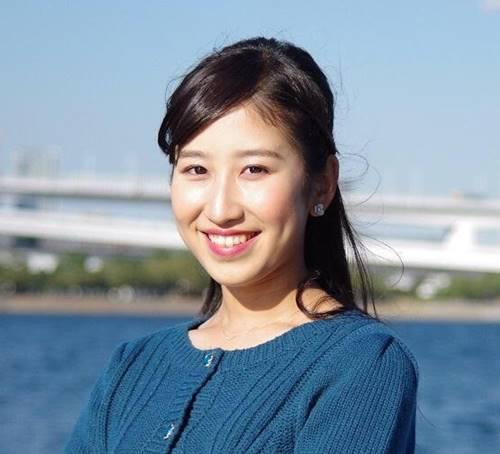 静岡第一臼井佑奈アナのテニスがすごい!身長や大学とカップは?