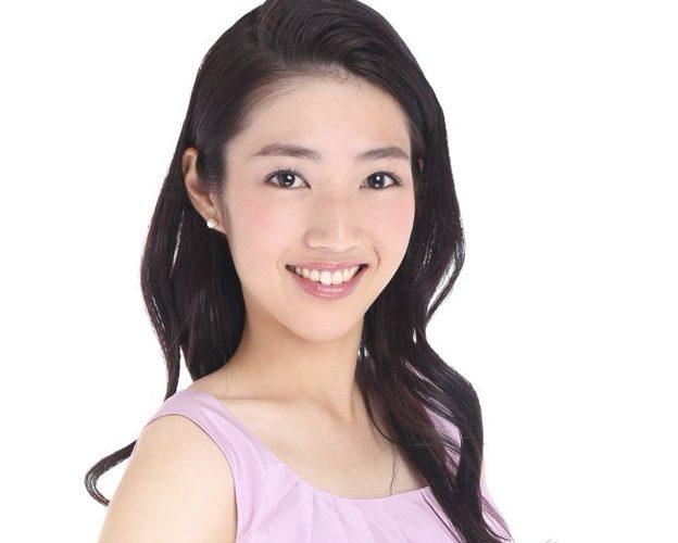 森田絹子アナがかわいい!高校や大学とカップは?ミス日本に出場!