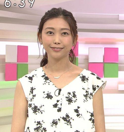 NHK庭木櫻子アナがあさイチに!福岡局で大学やカップは?