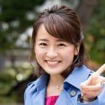 小山悠里アナは早稲田でかわいい!NHK名古屋局でカップやタイツと高校は?