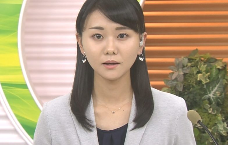 UHB田辺桃菜アナがかわいい!札幌出身で高校や年齢は?