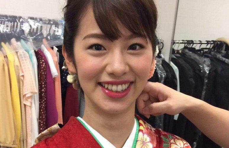 tys原千晶アナがかわいい!福岡出身で大学やカップは?