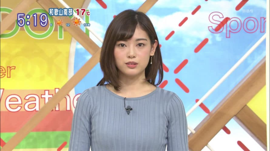 中西悠理アナがはやドキでかわいい!岡山放送退社で大学やカップと結婚は?