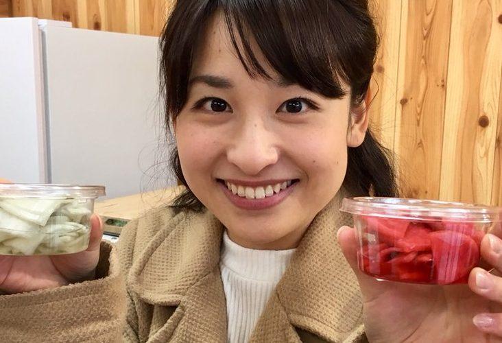YBS植万由香アナは元アイドルでかわいい!高校やカップは?