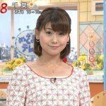 山中章子アナの実家や婚約の話は?ダンスや高校とカップは?