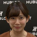 NHK橋詰彩季アナがかわいい!名古屋局でバッティングが凄くてカップは?