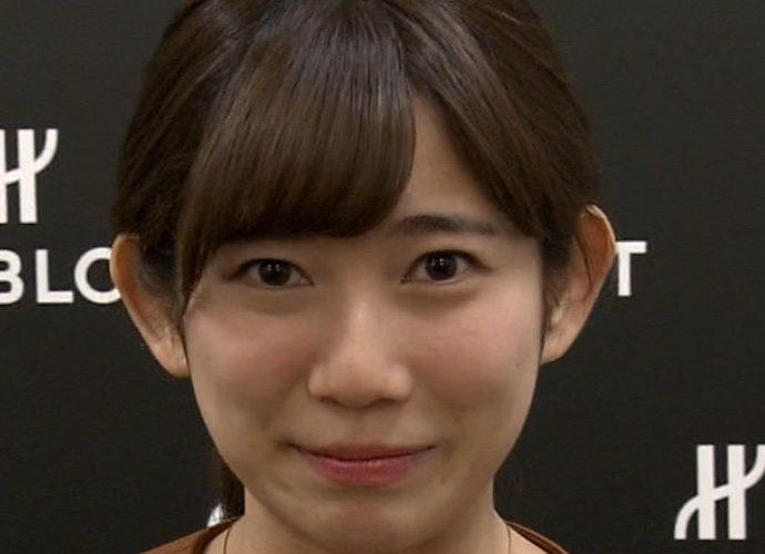 NHK橋詰彩季アナがかわいい!バッティングが凄くてカップは?