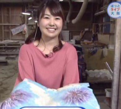 塩見泰子気象予報士がおはよう関西に!大学や高校とカップは?