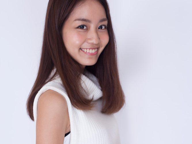 高里絵理奈アナがかわいい!テレビ静岡新人のミス成城でカップは?