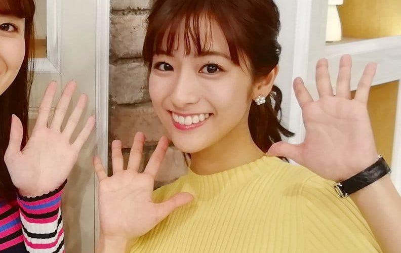 TBS田村真子アナがはやドキで超かわいい!父と身長や高校大学とカップは?
