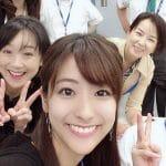 TBS新人田村真子アナが超かわいい!生年月日と身長や高校大学とカップは?