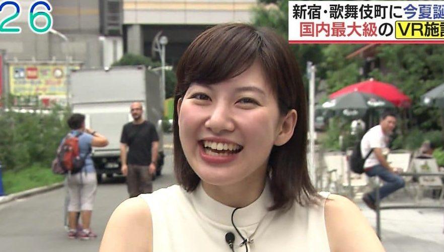 池田琴弥リポーターがおはようコールでかわいい!元ニコラモデルでカップや大学は?