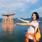 渕上沙紀アナがかわいい!RCC中国放送で大学と高校やカップは?