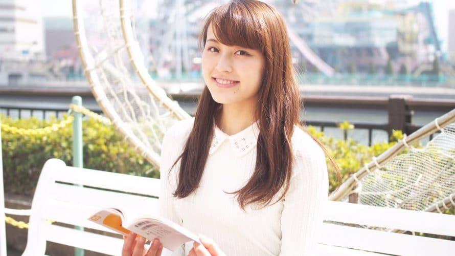 AKT新人佐藤春佳アナがかわいい!ミスユニバースに出場で大学高校とカップは?