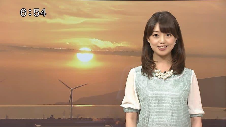 幸坂理加アナはかわいいがカップは?秋田放送で高校や大学と退職とは?