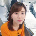 テレビ東京角谷暁子アナがかわいいがEカップ?ヒャッキンや7スタLIVE出演で彼氏は?